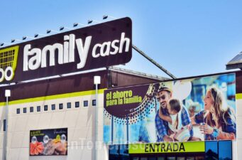 Supermercado Family Cash en Tomelloso