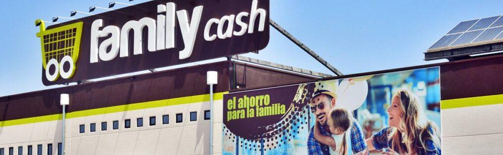 Supermercado Family Cash en Tomelloso
